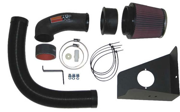 K&N Filter 57-I650-9: K&N 57i Intake Kit For Renault Clio 172 2.0l 16v L4 172bhp