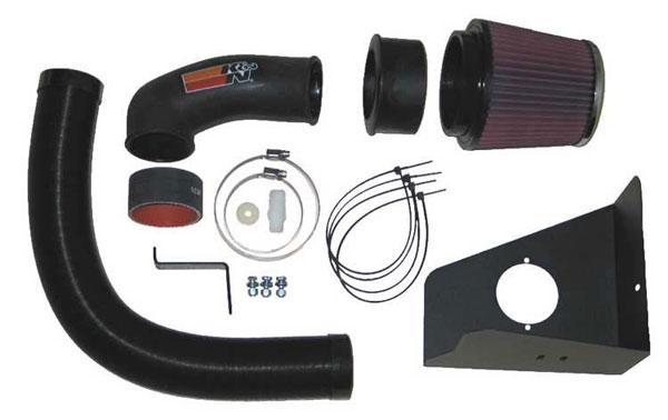 K&N Filter 57-I651-0 | K&N 57i Intake Kit For Renault Clio 172 L4-2.0L 16v 172bhp; 2000-2001