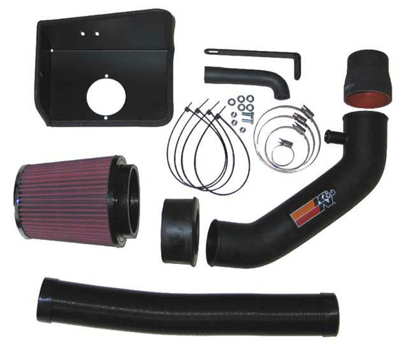 K&N Filter 57-I651-5: K&N 57i Intake Kit For Citroen Saxo 1.4l 8v L4 75bhp