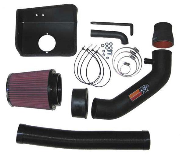 K&N Filter 57-I651-5 | K&N 57i Intake Kit For Citroen Saxo 1.4l 8v L4 75bhp; 1999-2004