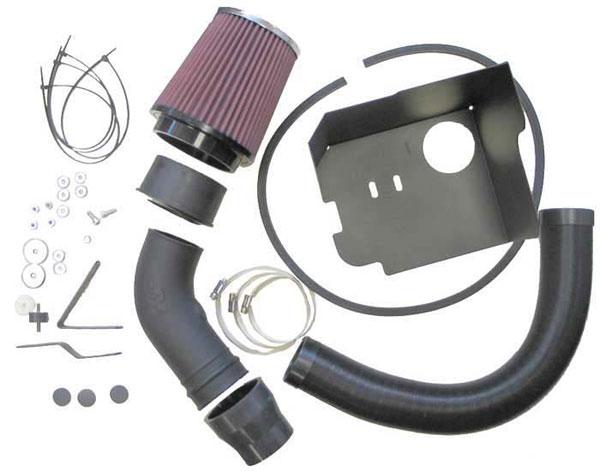 K&N Filter 57-I651-7 | K&N 57i Intake Kit For Peugeot 307 2.0l 16v L4 138bhp