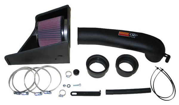 K&N Filter 57-I700-1 | K&N 57i Intake Kit For Vaux / opel Astra 1.8l 16v 113 / 125bhp Ecotec; 1998-2005
