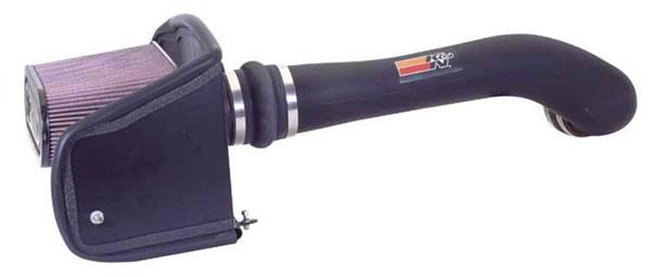 K&N Filter 63-3037   K&N Aircharger Kit For Hummer H2 V8-6.2L; 2008-2009