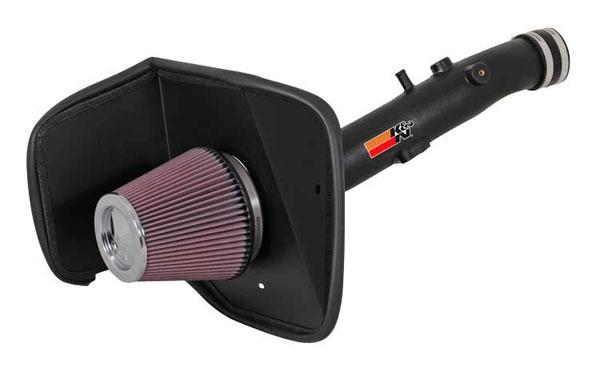 K&N Filter 63-9028   K&N Aircharger Kit For Toyota Tundra V6-4.0L; 2005-2006