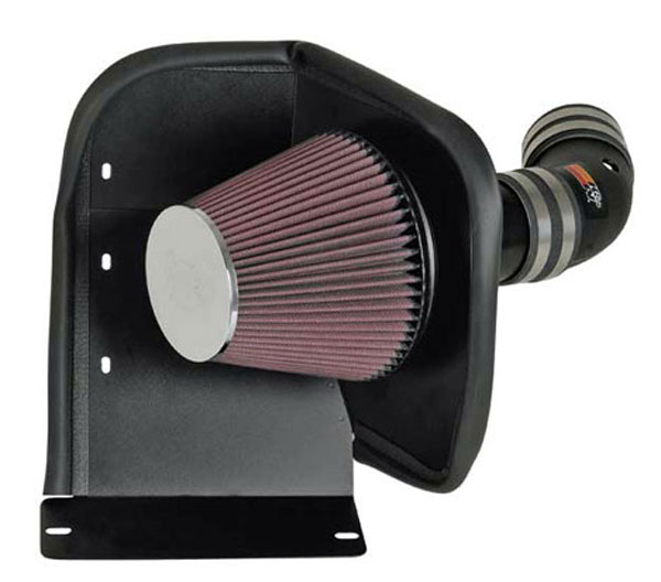 K&N Filter 63-3059: K&N 63 Series Aircharger Intake Kit Monte Carlo SS 2007 5.3L