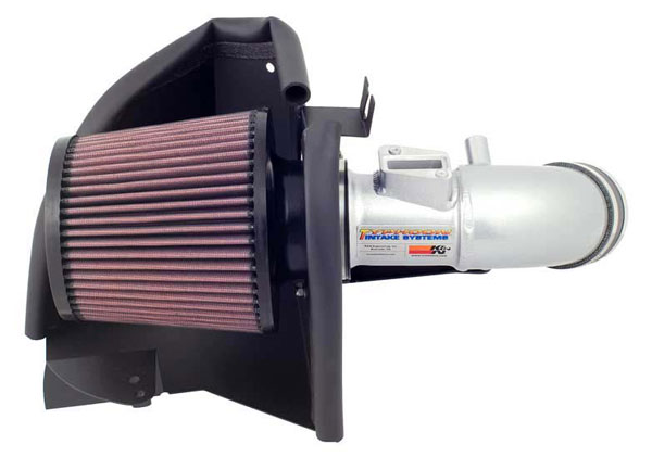 K&N Filter 691013TS | K&N Typhoon Air Intake System For Honda Civic 1.8L; 2006-2011