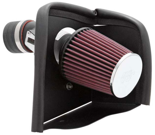 K&N Filter 691017TTK: K&N Typhoon Air Intake System For Typhoon honda Fit 1.5l L4 2009