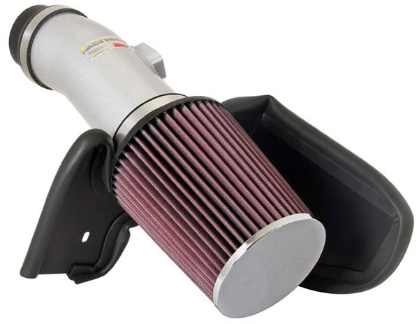 K&N Filter (691210TS) K&N Typhoon Air Intake System For Honda Accord 3.5l V6 2008