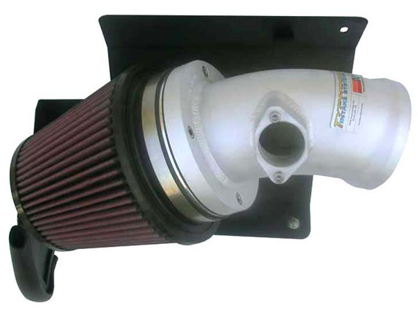 K&N Filter 692001TS: K&N Typhoon Air Intake System For Bmw M3 (sr) 01-04 (silver)
