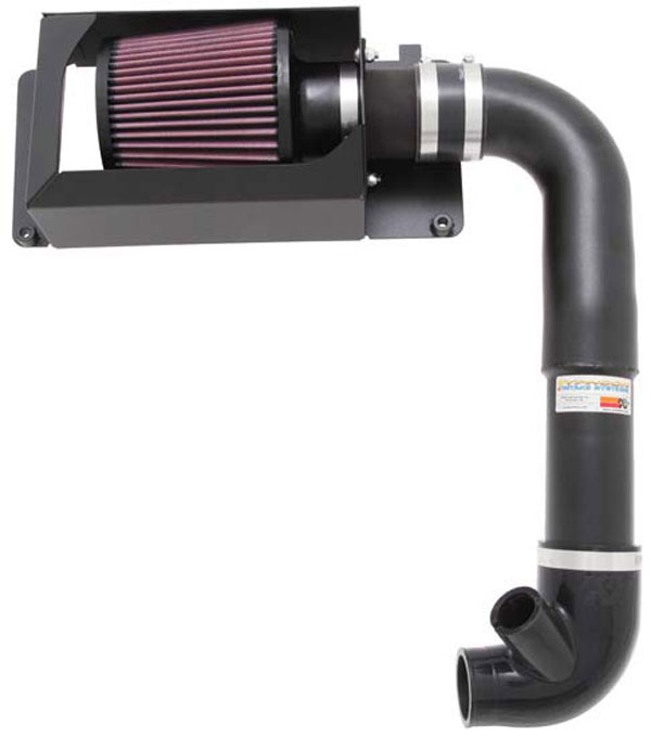K&N Filter 692004TTK: K&N Typhoon Air Intake System For (us) Mini Cooper S L4-1.6l 07-10
