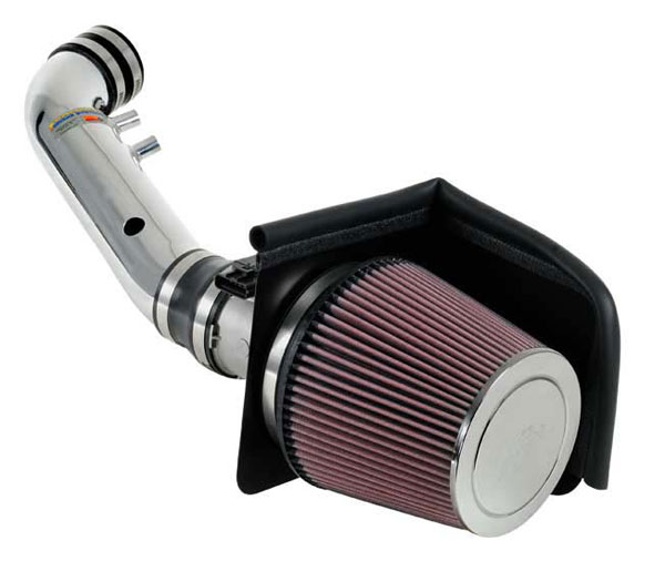 K&N Filter 69-3524TP: K&N Typhoon Air Intake System For Ford Mustang Gt 4.6l 1996-01 V8