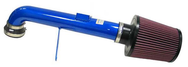K&N Filter 694000TB | K&N Typhoon Air Intake System For (eu) ford Focus .l4-2.0L Blue; 1998-2004