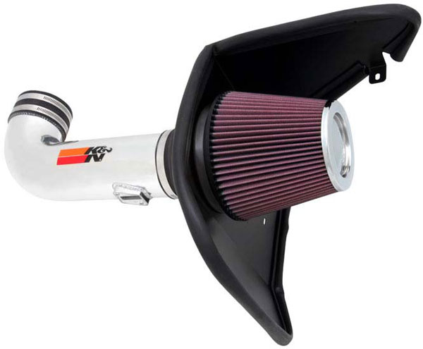 K&N Filter 69-4519TP: K&N Typhoon Air Intake System For Camaro SS 6.2L V8 2010-2014