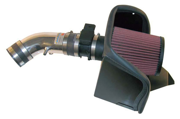 K&N Filter 69-5305TP: K&N Typhoon Air Intake System For Kia Spectra L4-2.0l 05-06 (polished)