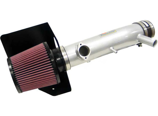 K&N Filter 698250TS: K&N Typhoon Air Intake System For (eu) seat Leon V6-2.8l Silver