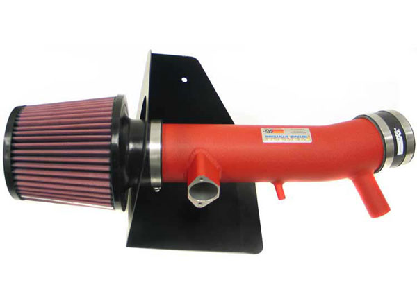 K&N Filter (698250TWR) K&N Typhoon Air Intake System For (eu) seat Leon V6-2.8l Wrinkle Red