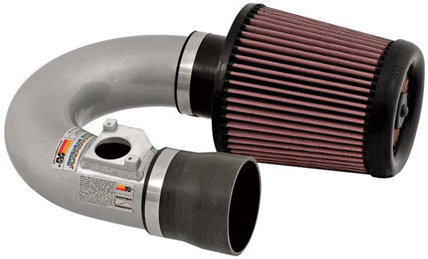K&N Filter 698522TS: K&N Typhoon Air Intake System For Toyota Celica Gt-s 00-02; Silver