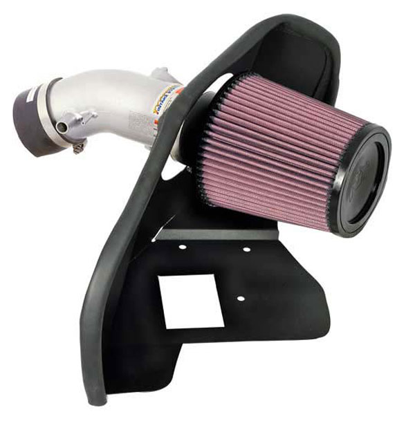 K&N Filter 698611TS | K&N Typhoon Air Intake System For Toyota Camry / venza V6-3.5L; 2007-2011