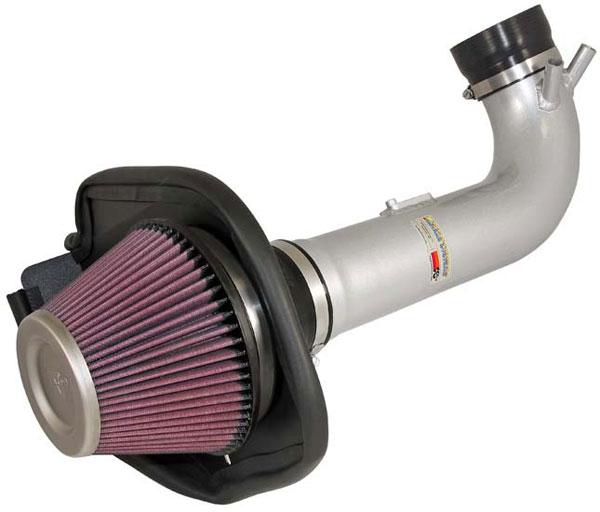 K&N Filter 698703TS   K&N Typhoon Air Intake System For Lexus Is-f V8-5.0L; 2008-2011