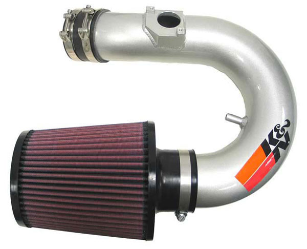 K&N Filter (698750TS) K&N Typhoon Air Intake System For (eu) toyota Celica L4-1.8l 143bhp Silver