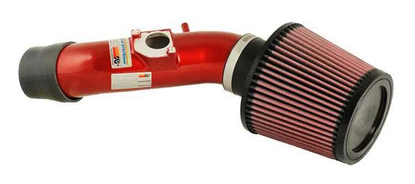 K&N Filter 698754TR   K&N Typhoon Air Intake System For (eu) toyota Corolla L4-1.6l 2002-06 Red