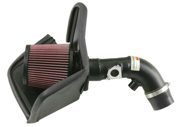 K&N Filter 698757TTK: K&N Typhoon Air Intake System For Toyota Corolla L4- 1.8l 2009