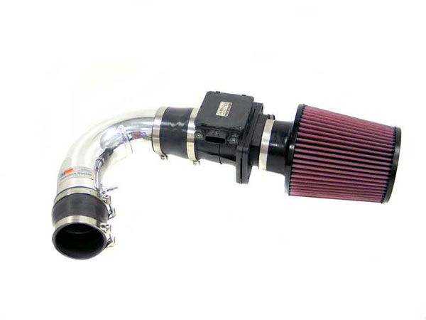 K&N Filter 69-6540TP | K&N Typhoon Intake Systems For Mitsubishi Lancer 2002-2006 (All) 2.0L FI