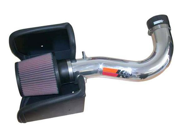 K&N Filter 77-1516KP | K&N High Performance Air Intake System For Dodge Dakota/durango V8-4.7L; 2000-2004