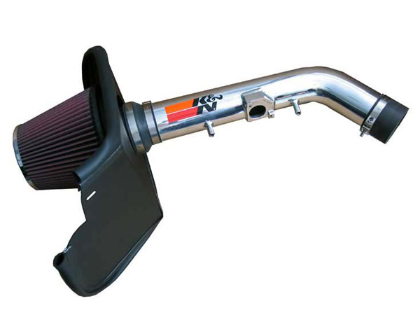K&N Filter 77-9015KP | K&N 77 High Performance Air Intake System For Toyota Tacoma / 4-Runner V6-3.4l; 1999-04