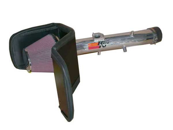 K&N Filter 77-9023KP | K&N 77 High Performance Air Intake System For Toyota 4-Runner V6-4.0l; 2003-05