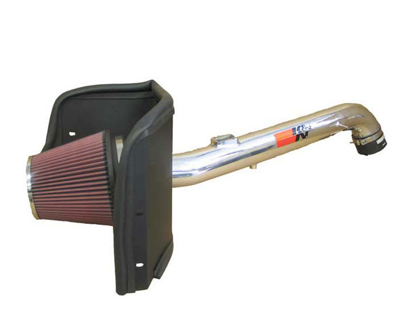 K&N Filter 77-9026KP: K&N 77 High Performance Air Intake System For Toyota Tacoma L4-2.7l 05-09