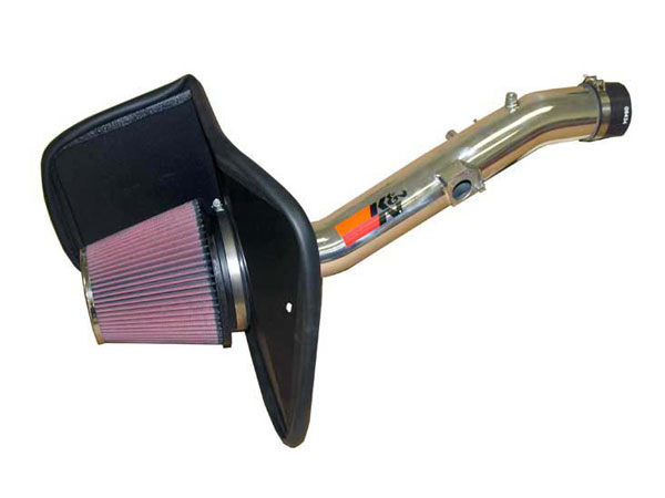 K&N Filter 77-9028KP | K&N High Performance Air Intake System For Toyota Tundra V6-4.0L; 2005-2006