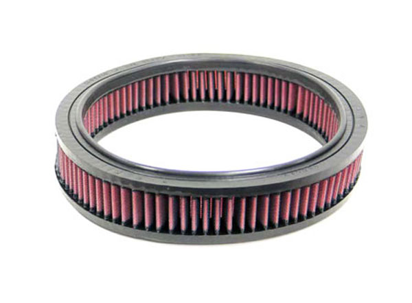 K&N Filter E1068 | K&N Air Filter For Pontiac Lemans L4-1.6L; 1970-1993