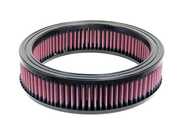 K&N Filter E1090 | K&N Air Filter For Amc / Dodge Trucks; 1964-1989