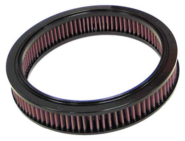 K&N Filter E1200 | K&N Air Filter For Ford Cars & Trucks L4 / L6; 1968-1987