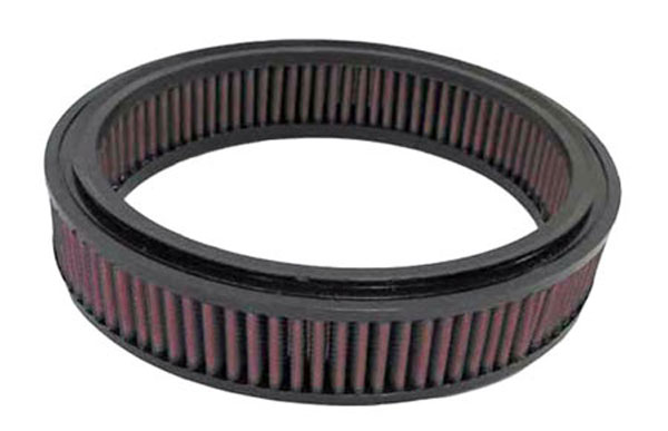 K&N Filter E1211: K&N Air Filter For Skoda Favorit & Felicia 1.3l; 1992