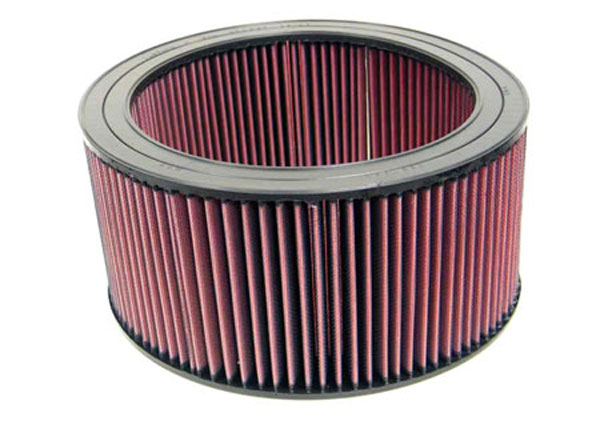K&N Filter E1320: K&N Air Filter For Gm Trucks V6-379 / 401 / 432 / 478 / 1966-74
