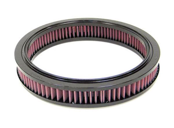 K&N Filter E1325 | K&N Air Filter For Ford V6-3.8L; 1973-1987