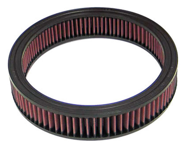 K&N Filter (E1350) K&N Air Filter For Ford Cars And Trucks 1969-86
