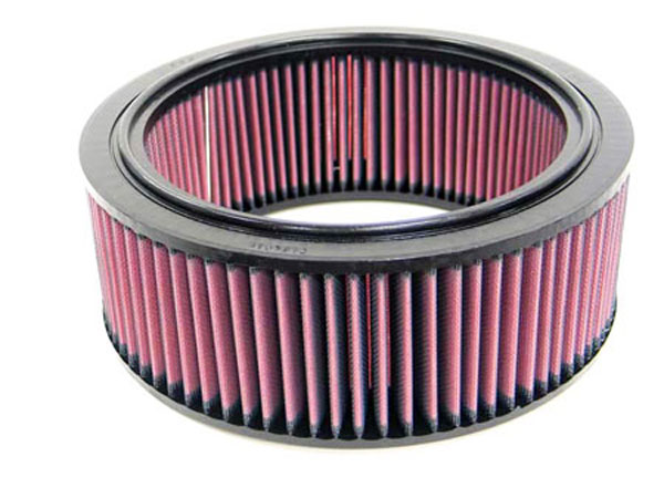 K&N Filter E1461: K&N Air Filter For Ford Van / V8-7.3l Diesel / 1992
