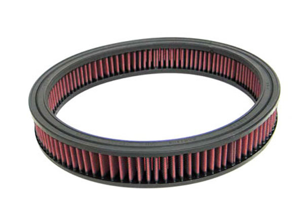 K&N Filter E1515: K&N Air Filter For Corvette / V8 / 4bbl / 1963-65