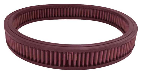 K&N Filter E1550: K&N Air Filter For Ford Mustang 1975-76