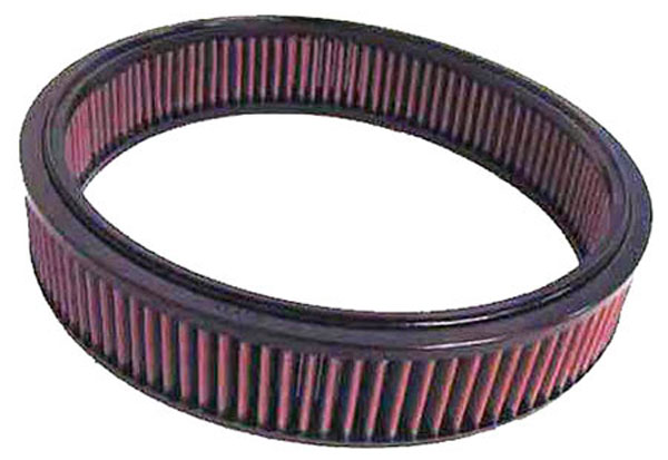 K&N Filter E1570 | K&N Air Filter For Ford Cars And Trucks; 1966-1987
