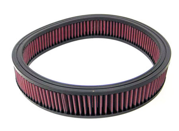 K&N Filter E1580 | K&N Air Filter For Ford Cars & Trucks 1970-78