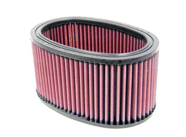 K&N Filter E1931 | K&N Air Filter For Ford / L4-2.3L Turbo Efi; 1983-1989