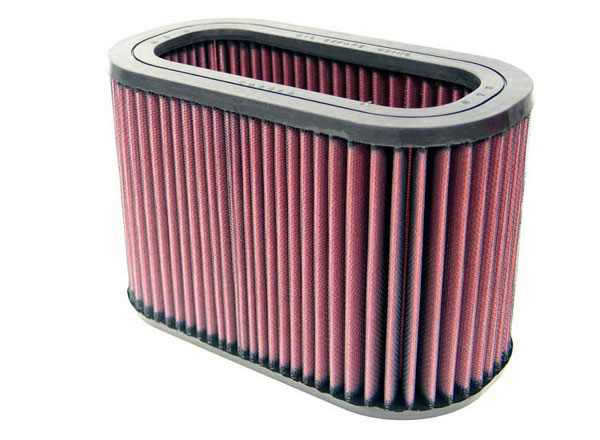 K&N Filter E1935: K&N Air Filter For Corvette W/f.i. / 1958-61