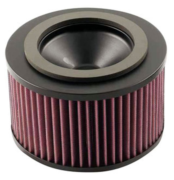 K&N Filter E2015 | K&N Air Filter For Toyota Hilux / 3.0L-i5 (diesel); 1997-2005