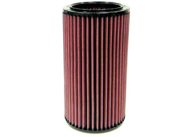 K&N Filter E2244: K&N Air Filter For Renault Fuego Turbo / 1982-85