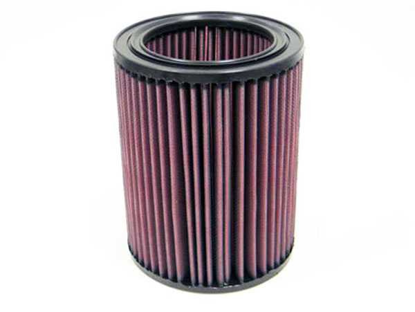 K&N Filter E2447: K&N Air Filter For Isuzu Trooper 3.1l I4 Diesel (non-us); 1999
