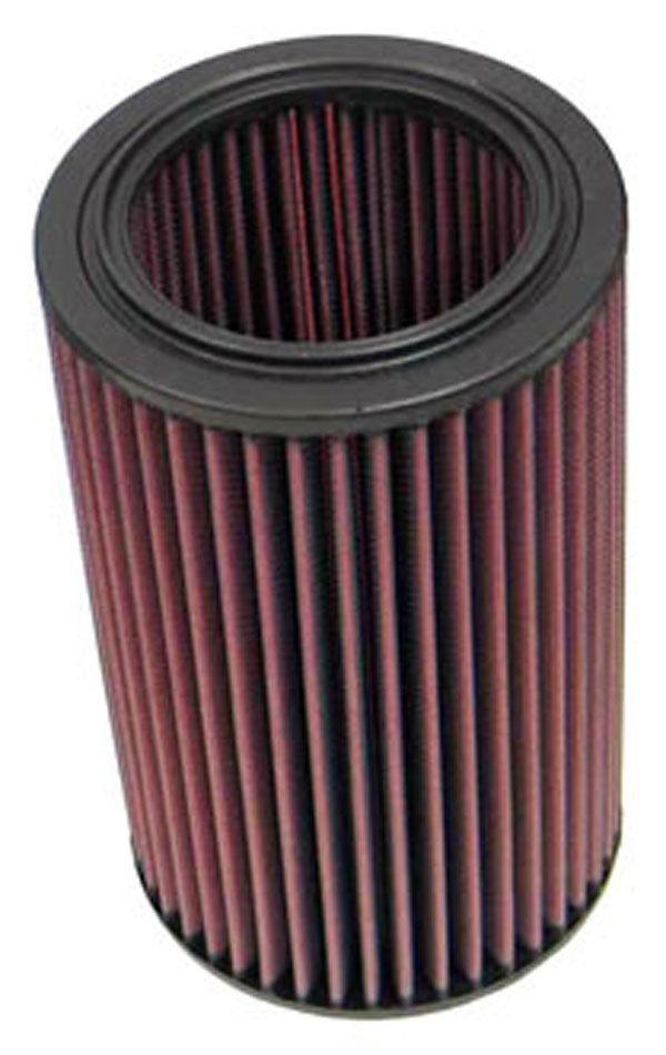 K&N Filter E2457: K&N Air Filter For Saab 900 16v / 900 Turbo 16v / 1986-93